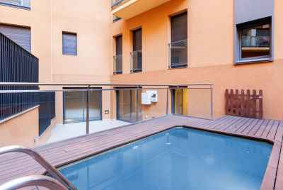 New apartment with private pool 5 min from the beach and from the city center in Barcelona